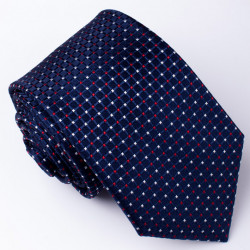 Modrá kravata Greg 94221