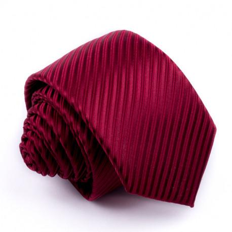 Bordó kravata Greg 93229
