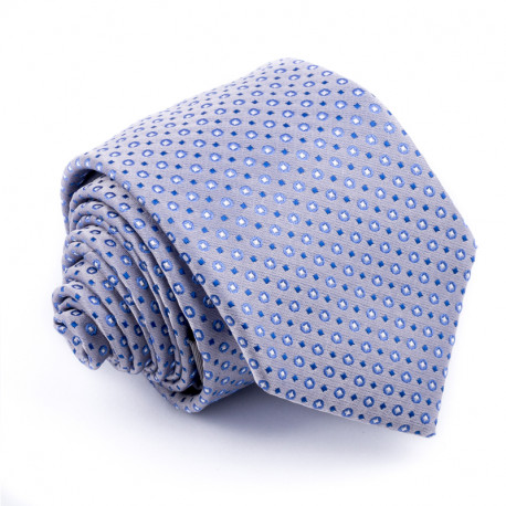 Modrá kravata Greg 94347