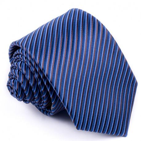 Modrá kravata Greg 94351