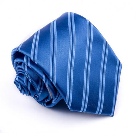 Modrá kravata Greg 94353