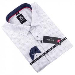 Košile Brighton bílá 110005