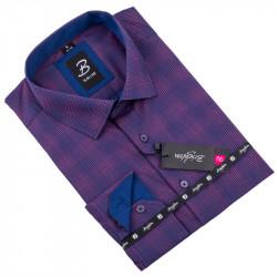 Košile Brighton fialová 110008