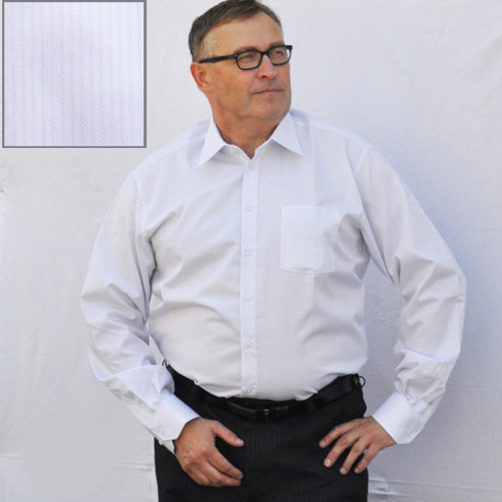 Bílá pánská košile Assante 30015