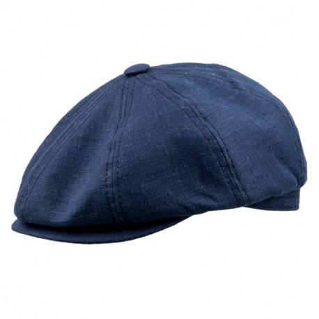 Pánská bekovka modrá tmavá Mes 81253