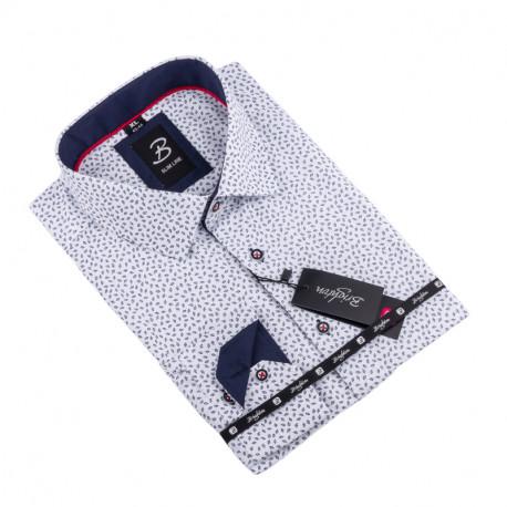 Košile Brighton bílomodrá 109922