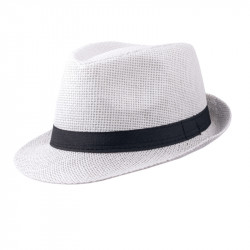 Pánský slaměný klobouk Assante 80015