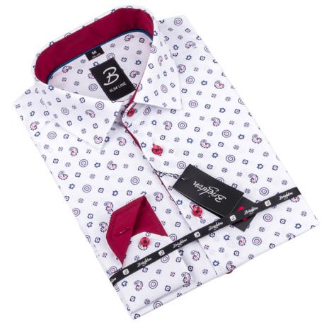 Košile Brighton bílá 110011