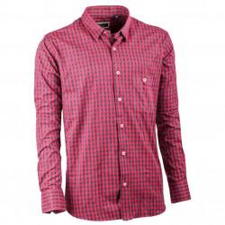 Červenočerná košile Tonelli 110976