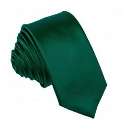 Zelená slim kravata Greg 99156