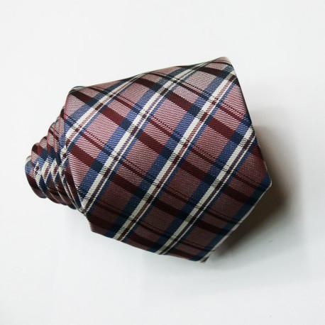 Červená kravata Greg 93007