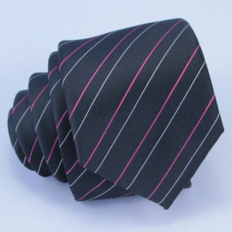 Černá pánská kravata Greg 91046