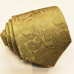 Pánská zelená kravata Greg 95001