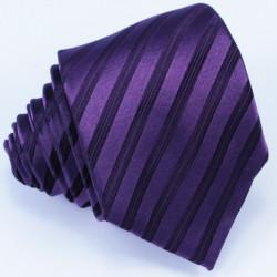 Pánská fialová kravata Rene Chagal 96037