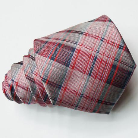Pánská červená kravata Greg 96043