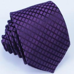 Fialová pánská kravata Rene Chagal 96062