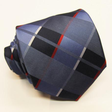 Modrá kravata Greg 94151