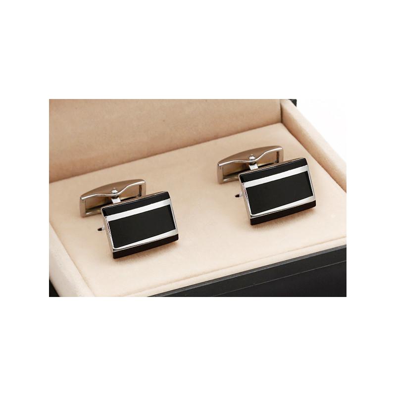 9594140fe52 Manžetové knoflíčky stříbrné barvy Assante 90507