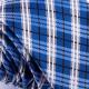 Úzká modrá kravata Greg 99404