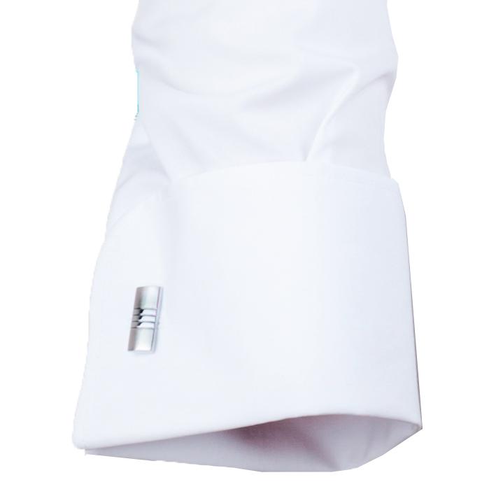 Bílá košile manžeta