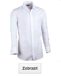 Košile bílé