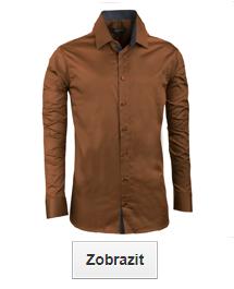 Košile non iron (bez žehlení)