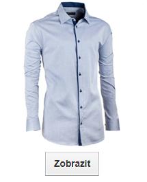 Košile prodloužené