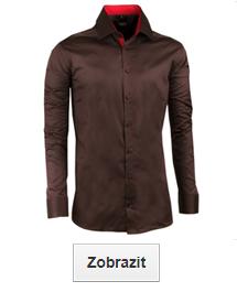 Košile regular (rovné)