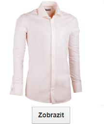 Košile slim fit (vypasované)
