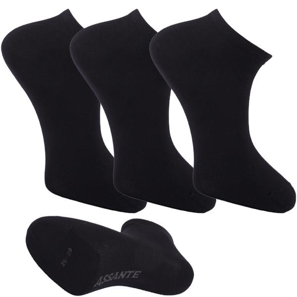 Bambusové ponožky tmavé