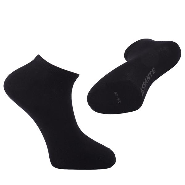 Pár tmavých ponožek