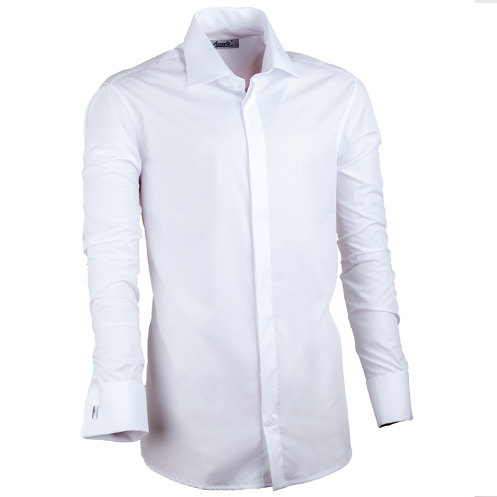 Svatební pánské košile slim fi