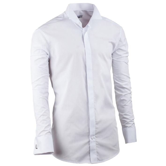 Svatební košile prodloužené