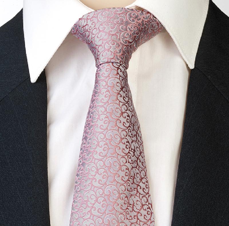 Svatební kravaty růžové
