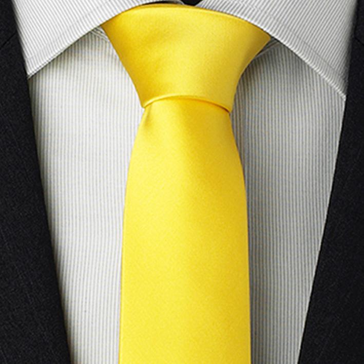 Svatební kravaty slim