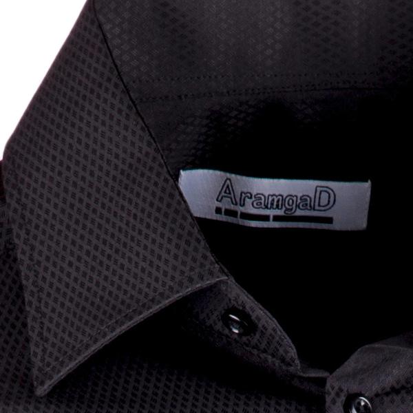 Černá nadměrná košile