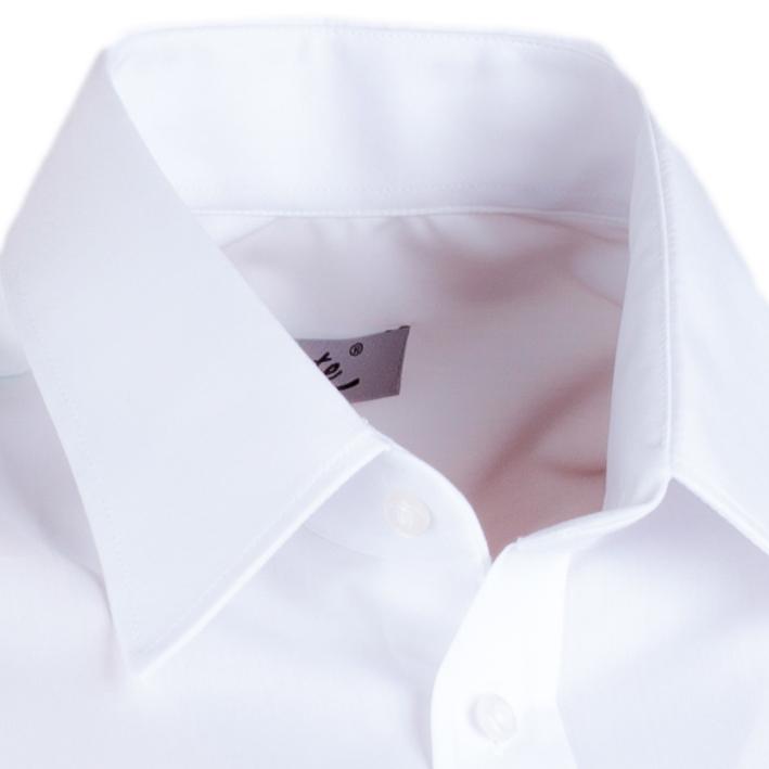 Bílá nadměrná košile