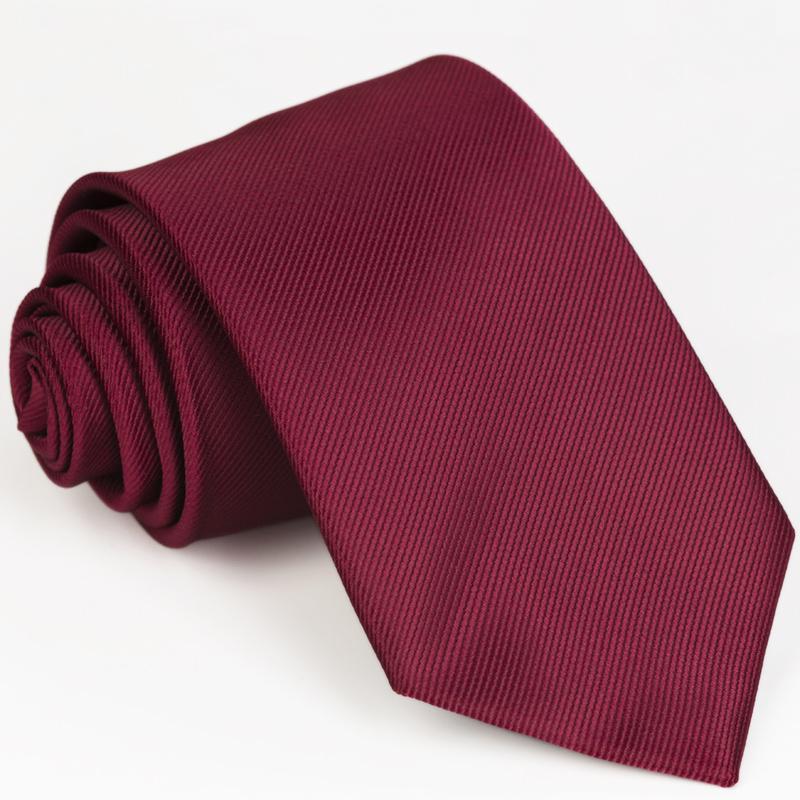 kravata vínová