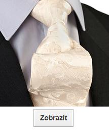 Vázanky svatební